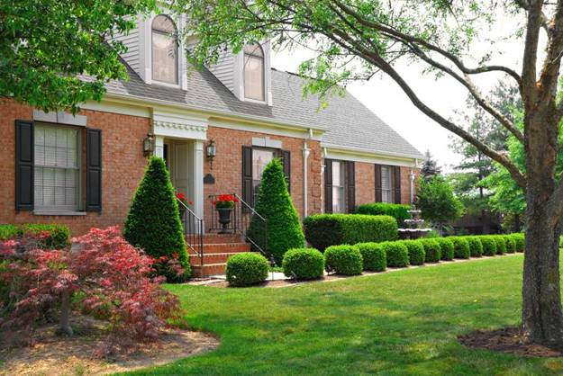 Front yard landscaping ideas ranch house - Info Ldsrealestate Info